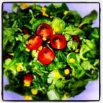 polníčkový salát (2)